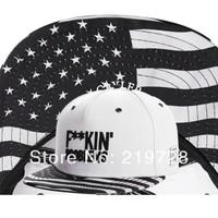 Hot sale!1 pcs 2014 new Cayler Sons baseball snapback hats for men/women black/white adjustable embroidery caps brand cotton cap