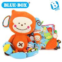 Bluebox Infant educational toys dimensional cloth book