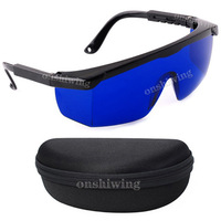 New 600nm-700nm Safety Glasses Red Laser Protection Goggle With Velvet Box  ON0070
