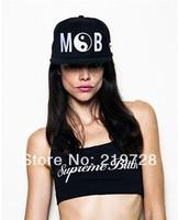 HOT Brand new fashion Snapback Hats classic men & women's designer black baseball caps Free/Drop shipping