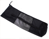 Free shipping Yoga mat backpack mat black wraps bags