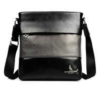 HOT fashion men bag High quality genuine leather men Messenger Bag Brand designer Shoulder Bag Casual men bag free shipping