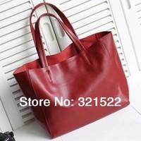 Fashion 2014 women's fashion handbag shoulder bag messenger bag female brief women's bag