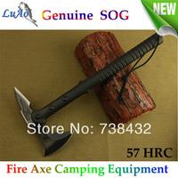 Genuine Karambit High Quality Devil Tomahawk M48 HAWK SOG Mountain Axe Hatchet Fire Axe Camping Axe Camping Equipment