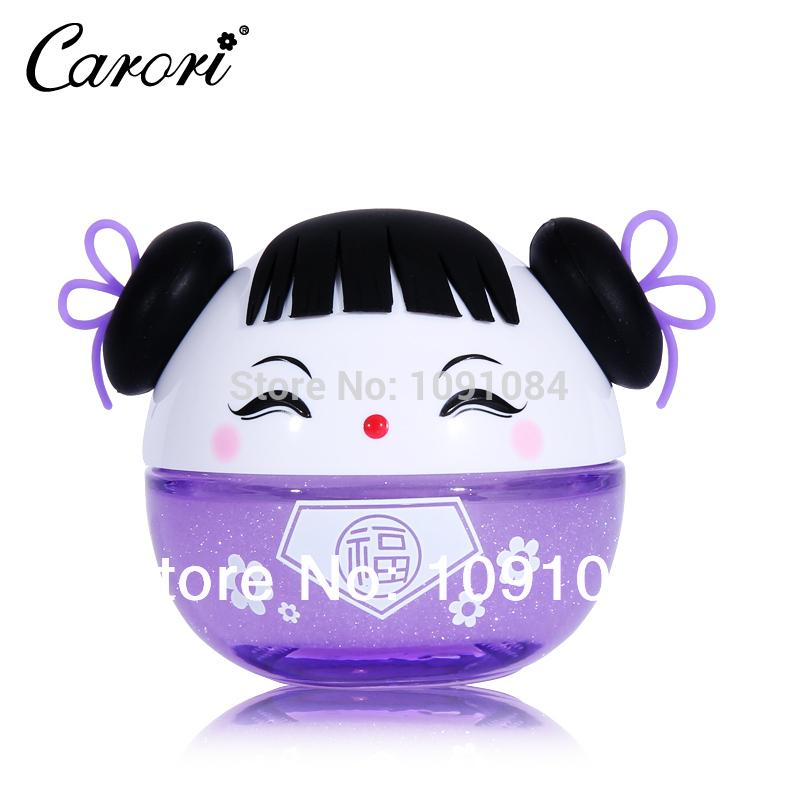2014 Nova Marca Carori bonito animados automóveis perfume musk preto perfume original do carro ambientador 30g Remover fumaça e ar puro(China (Mainland))