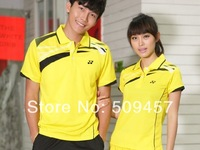 Wholesale New arrival New winter clothing for men and women badminton sports jersey casual clothes 51 T-shirt