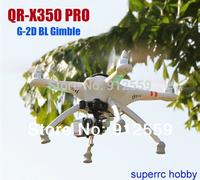 2014 Newest WALKERA QR X350 Pro GPS Drone  DEVO 7 DEVO 10 DEVO F7 Transmitter FPV  Brushless Quadcopter For Gopro
