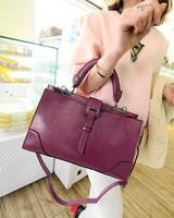 2015 Korean version of the new women handbags messenger bags Fashionable leather handbags