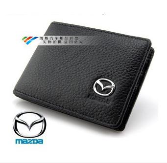 Авто и Мото аксессуары 9.5 cm Mazda Mazda 3 Mazda6 Demio mx/5 cx/7 rx/8 notecase HK