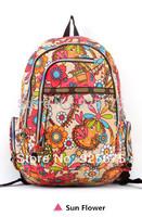 2014 New Backpack Computer Bag large capacity Camping bag Fashion Travel Bag Korea Style knapsack