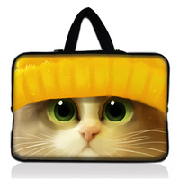 """Neoprene Laptop Notebook Sleeve Case Cover Pouch Protector Cute Hamster For 9.7"""" 10.1'' 11.6'' 13'' 14'' 15.6'' 17.3"""" Tablet PC"""