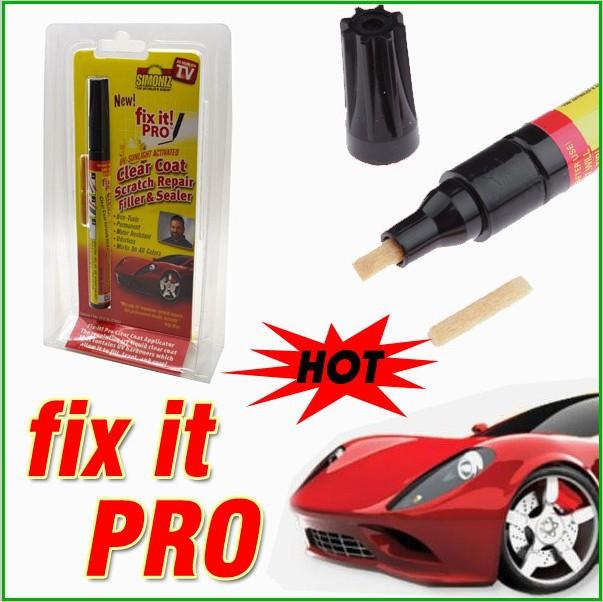 retail pack free shipping fix it pro pen simoniz fix it pro pen Car Scratch Repair -As Seen On TV(China (Mainland))