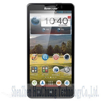 New Arrived 5.0 inch HD 4000Mah Lenovo P780 MTK6589 Quad Core Phone IPS Screen 8MP Camera Android Phone Support Russian