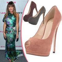 2014 spring velvet high-heeled shoes single shoes thin heels comfortable open toe shoe