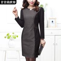 2014 spring elegant formal ol one-piece dress  Free shipping
