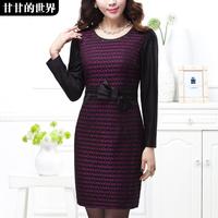 Elegant formal fashion 2014 spring ol one-piece dress  Free shipping