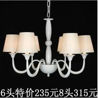 Fresh home living room pendant light modern brief bedroom lights restaurant lamp american restaurant pendant light lamps