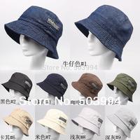 New 9 color Women and men cotton UCLA sun Hat multicolor (CHH-106)