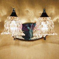 Double slider wall lamp modern wall lamp corridor lights bed-lighting aisle wall lamp mirror light fashion rustic q82269