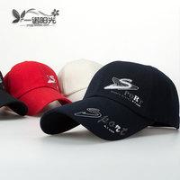 Lengthen hat brim baseball cap autumn and winter cap male women's outside sport fishing cap