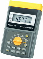 Wholesale MILLI ohm meter Taiwan Taishi TES PROVA-710 micro-ohm meter ( test current up to 10A )