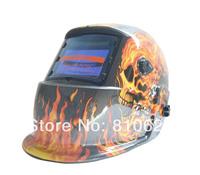 New Solar Auto Darkening Grinding Welder Mask Welding Helmet Arc Tig Mig Masks