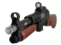 Electric toy gun airgun sniper rifle toy infrared electric gun submachinegun toy pistol model outdoor fun & sports guns pistols