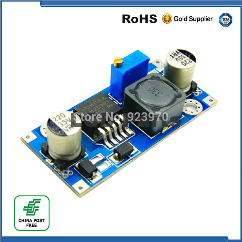LM2596 LM2596S ADJ Power supply module DC-DC Step-down module 5V/12V/24V adjustable Voltage regulator 3A(China (Mainland))