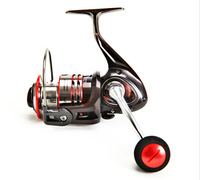 Free shipping accurate 12+1BB spinning reel metal fishing supply gear ratio 5.0:1 saltwater fishing equipment baitcasting reel