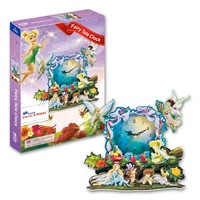 Bang 3d puzzle fairy clock adult drawings infant