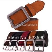 The New 2014! The New Belt! The Fur Leather Belt/Designer Men Belt/Five Colors/Free Shipping