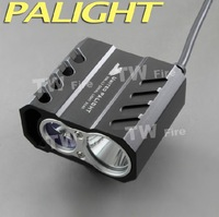 PALIGHT XC40 bicycle light headlight glare adjustable pressure switch wire distance light