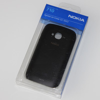 Original CC-3033 Shell Phone Battery Back Door Protective Case Cover For Nokia Lumia 710 Retail Boxed