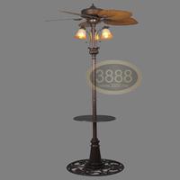 3888 triple ceiling fan lights outdoor fan lights floor fan with light fan f888