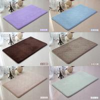 Bathroom anti-slip mat kitchen carpet doorway floor mats 40*60cm C001 free shipping