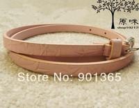Fashion Star Pattern Women's Thin Belt PU Waist Belt
