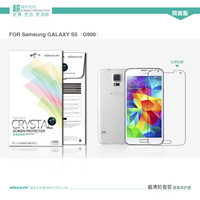 High Fingerprint Proof Clear Film for Samsung galaxy s5 (G900) , Screen Protector for Samsung galaxy s5 (G900)+Clean Tools