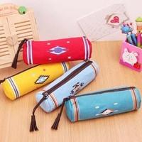 1352 brief belt tassel pencil case stationery bags cosmetic bag 0.03