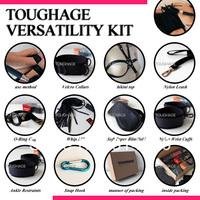 TOUGHAGE H324 Multifunctional taste suit,alternative toys gag whip and leg irons milk blindfold whip collar beams, etc.