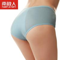 Panties broadened women's leak-proof sexy panties seamless trigonometric physiological pants