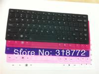 Color Laptop Keyboard silicone Cover Protector film for lenovo IdeaPad U310,U300S,U400,U410,S300,S400,S405,Ultrabook YOGA13