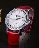 TLP brand fashion women watch,Waterproof leather quartz watch,watch women luxury