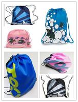 Swimming bag beam port beach bag backpack drawstring bag storage bag double shoulder strap raincoat cloth