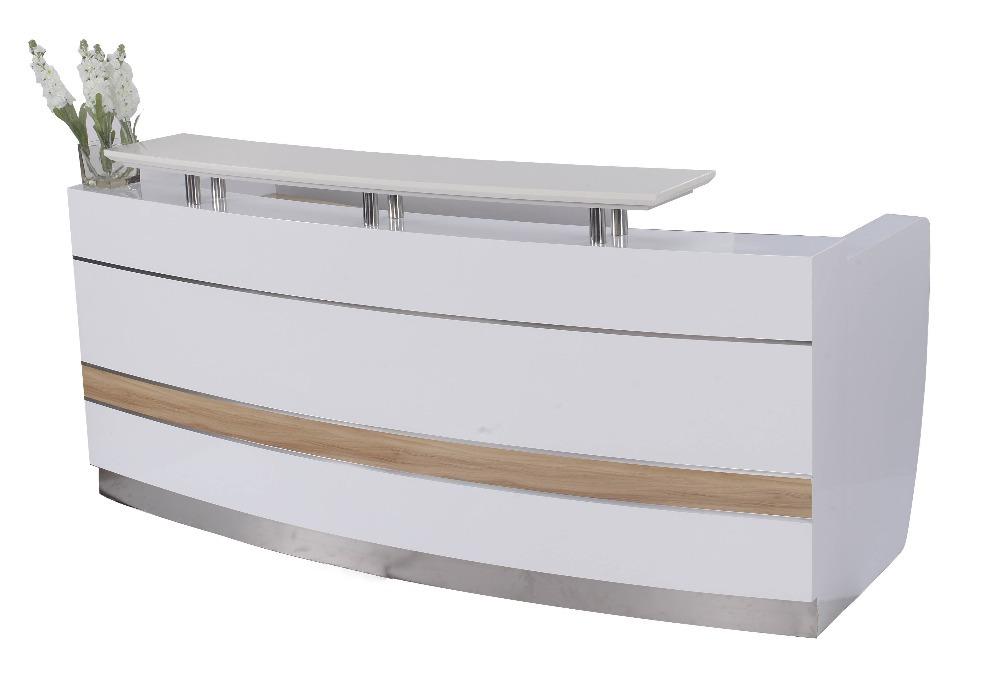 Achetez en gros executive reception desk en ligne des grossistes executive - Bureau en bois a vendre ...