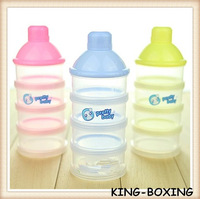 Free shipping!milk box portable storage box snack bulk milk box