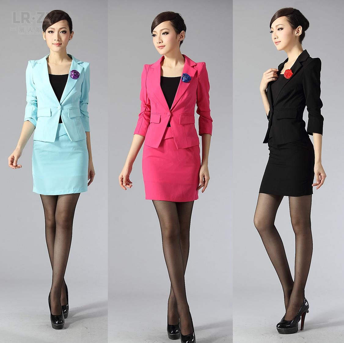 Женская Деловая Одежда L