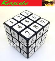 Sudoku Magic Cube Stickerless 3x3 Sudoku Speed cube 3x3x3