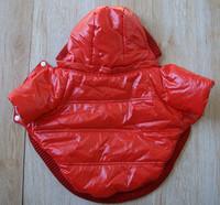 Dog 2012 down cotton cotton-padded jacket winter cotton-padded jacket dog clothes pet clothes