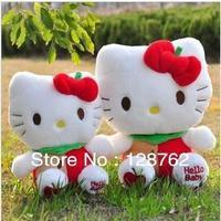nimi 20cm plush doll toys Hello Kitty doll hello kitty cat KT cat doll plush toy birthday free shipping