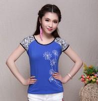 Полная длина женщин джинсы брюки китайский стиль осени и зимы обе стороны вышитые водой мыть джинсовые брюки сапоги карандаш